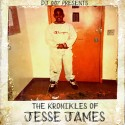 Knick Gunz - The Kronikles Of Jesse James mixtape cover art