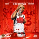 Young Throwback - Secret Sauce 3 mixtape cover art