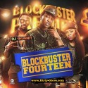 BlockBuster 14 mixtape cover art