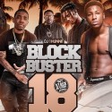 BlockBuster 18 mixtape cover art