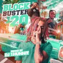 BlockBuster 20  mixtape cover art