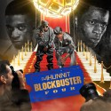 BlockBuster 4 mixtape cover art