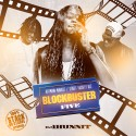 BlockBuster 5 mixtape cover art