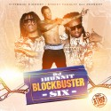 Blockbuster 6 mixtape cover art