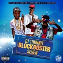 Blockbuster 7 mixtape cover art
