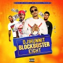Blockbuster 8 mixtape cover art