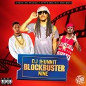 BlockBuster 9 mixtape cover art