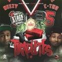 C-Tho & Neezy - Trapletes mixtape cover art
