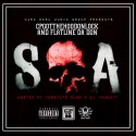 CPGotTheHoodOnLock & Flatline Da Don - S.O.A mixtape cover art