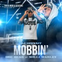 Doe Bear & Milli Marley - Mobbin mixtape cover art