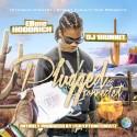 Ebone Hoodrich - Plugged & Connected mixtape cover art