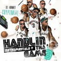 Cryptonite - Handlin Tha Game 3 (Instrumentals) mixtape cover art