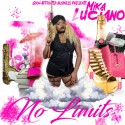 Mika Luciano - No Limits  mixtape cover art