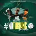 No Turning Down 3 mixtape cover art