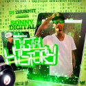 Sonny Digital - Digital History mixtape cover art