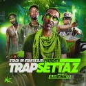 Trapsettaz mixtape cover art