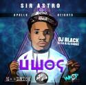 Sir Astro - Apollo Heights mixtape cover art