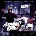 Don P - The Panhandle King 2 (Back 2 Business) mixtape cover art