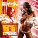 Best Damn R&B Period 5 (Hosted By Sleepy Brown) mixtape cover art