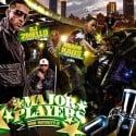 R&B Royalty 8 (Major Players) mixtape cover art