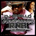 Undercover R&B (Hosted by Donnell Jones) mixtape cover art