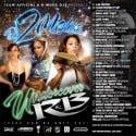 Undercover R&B mixtape cover art