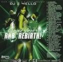 Undercover R&B: The Rebirth! mixtape cover art