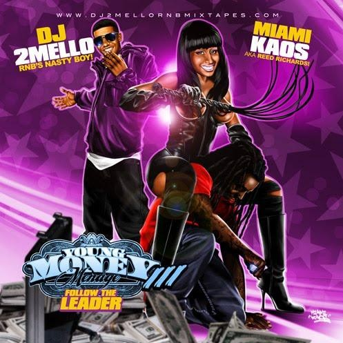 Lil Wayne, Nicki Minaj & Drake - Young Money Menage 3 Mixtape (Follow The Leader)