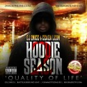 Ceaza Leon - Hoodie Season 2 mixtape cover art