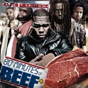 80 Minutes Of Beef mixtape cover art