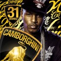 Camron - Camborghini mixtape cover art