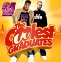 Kanye West & Lupe Fiasco - The Coolest Graduates mixtape cover art