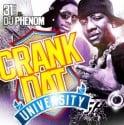 Crank Dat University mixtape cover art