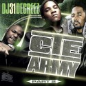 U.S.D.A. - CTE Army, Part 2 mixtape cover art