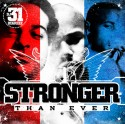 The Diplomats - Stronger Than Ever mixtape cover art