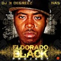 Nas - El Dorado Black Project mixtape cover art