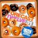 Forecast 12 (Dozen Donut Edition) mixtape cover art