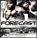The Forecast 2 mixtape cover art