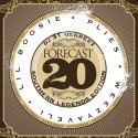 Forecast 20 (Southern Legends Edition)  mixtape cover art
