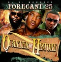 Forecast 25 (Quarter Of History) mixtape cover art