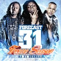 The Forecast 31 (Freeze Season) mixtape cover art