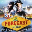 The Forecast 4 mixtape cover art