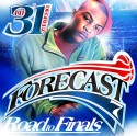 Forecast 7 (Road To Finals) mixtape cover art