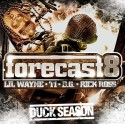 Forecast 8 (Duck Season) mixtape cover art