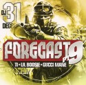 Forecast, Part 9 mixtape cover art