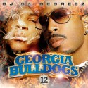 Georgia Bulldogs 12 mixtape cover art