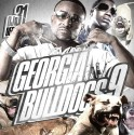 Georgia Bulldogs 9 mixtape cover art