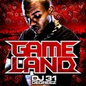 The Game - Game Land mixtape cover art