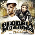 Georgia Bulldogs, Vol. 8 mixtape cover art