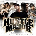 Hustle Is Major mixtape cover art